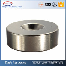 N35-N52 Sintered Permanent NdFeB Magnet for Wind Turbine Generator