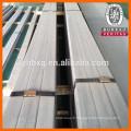 Tringle plate en acier inoxydable 316L de haute qualité