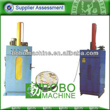Hydraulic steel drums baler packing machine
