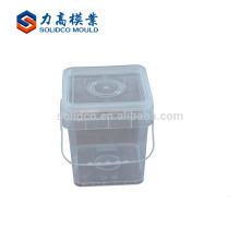 Precio competitivo del molde del envase de la pintura del plástico directamente fabricante del molde del cubo