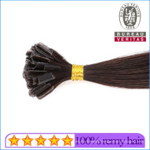 Silk Straight Natural Long 20inch Remy Human Virgin Hair Extension U Tip Hair