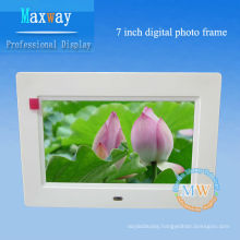 nice slim 7 inch digit screen photo frame
