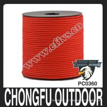 Chongfu 2mm DIA cuerda de la cuerda del paracaídas para la fabricación de la pulsera