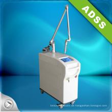 Q Schalter ND YAG Laser / ND: YAG Laser / Tattoo Removal Machine