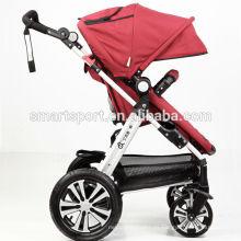 Cochecitos de bebé europeos del estilo al por mayor Allloy de aluminio