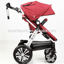 European style baby strollers wholesale Aluminum allloy