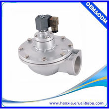 Chino de bajo precio pulso serie válvulas de aluminio cuerpo de la válvula DMF-Z-20-AC220V