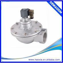 Les soupapes de série à impulsions chinoises à faible prix du corps de soupape en aluminium DMF-Z-20-AC220V