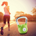 Private Label Steel Kettlebell para venda