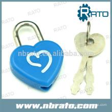 RP-163 plastic note book mini padlock