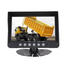Luview 7 Inch AHD Quad Monitors for Trucks