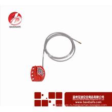 BAOD SafetyUniversal регулируемая блокировка кабеля Tagout BDS-L8611