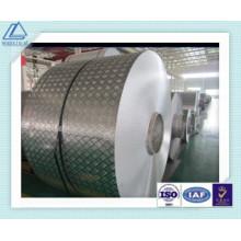 Uso grande en la bobina de la aleación de aluminio de la cubierta de Tailandia