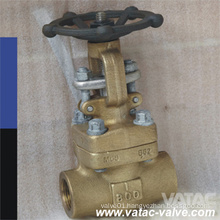 API 602 OS&Y Forged Gate Valve with RF/Bw/Sw/NPT Ends