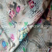 Tafetán tejido de tafetán de poliéster para la venta entera