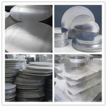 Círculo de folha de alumínio para panelas