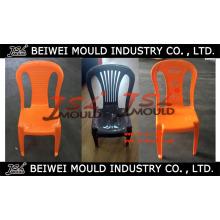 Moule de chaise en plastique sans accoudoir sur mesure