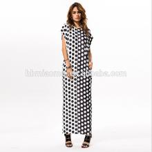 2017 Haute Qualité Robes Conception D'été De Mode Sexy Maxi Femmes Dress Avec Pas Cher Prix