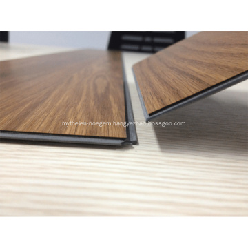 Rigid Core PVC Sheet Flooring SPC Vinyl Tile