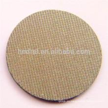 Malla de alambre tejido sinterizado de 5 micras de cinco capas