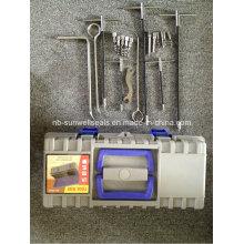 Extratores de Embalagem Flexíveis, Kit de Embalagem