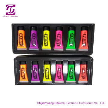 UV Glow Neon Glow Zwart-licht Face Painting 10ml