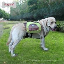 Top Verkauf hohe Qualität Faltbare Pet Saddle Bag Front Pack Hund Träger Haustier Tragetasche