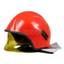 Plastic Rescue Helmet for Fire Fighting