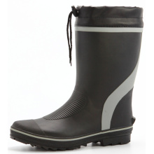 men's  rubber boots suitable for summer or autumn