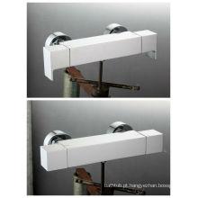 Misturador de chuveiro de latão moderno de punho único com bom preço