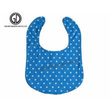 Baberos 100% personalizados del bebé de los nuevos productos de la estrella del diseño del OEM del algodón