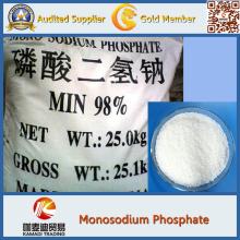 Grado alimenticio anhidro del fosfato monosódico del mejor precio