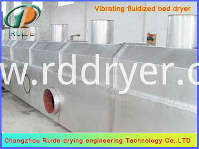 Fluid Bed Dryer---drying equipment