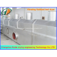Fluid Drying Bed Machine for Seeds