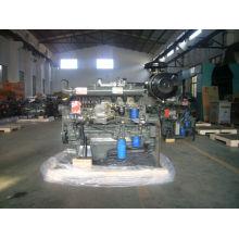 Motor diesel refrigerado por agua de 6 cilindros para la venta