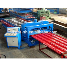 glaze tile making machine/glazed tile/glazed tile roll forming machine