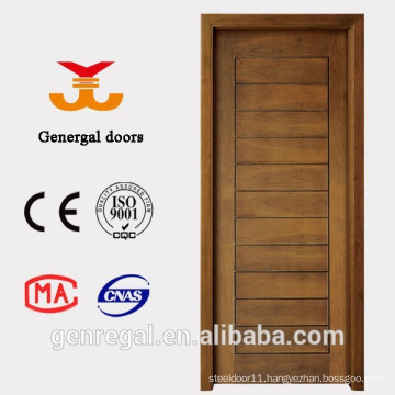 CE Apartment utility classic simple design interior flush wood door