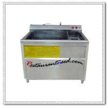 Lavadora de verduras comercial F038 100L Single Tank