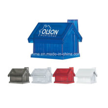 Plastic House Saving Storage Box for Promotional Gift
