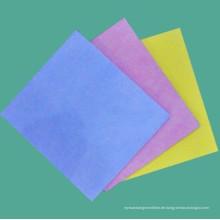 Haushalt Nonwoven Handtuch (Plain Dyed), Reinigungstuch