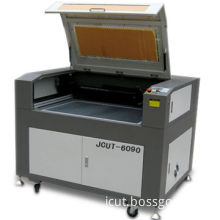 Wood MDF Laser Engraving Machine with USB, Laser Cut 5.3 Control System, 80W Reci Tube, Honeycomb