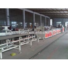 Línea de producción de extrusión de Perfil de PVC
