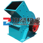 Simple Structurer Easy Operating of Trustworthy Hammer Crusher