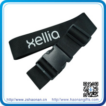 Wholesale Custom Polyester Luggage Strap with Printed Logo