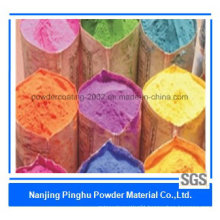 Ral Colors Epoxy Polyester Thermoset Powder Coating