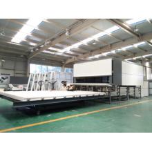 China que lamina la máquina de fabricación con la estación de trabajo especial