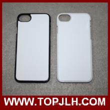 Sublimation sur mesure en plastique Mobile Phone Case pour iPhone cas 7