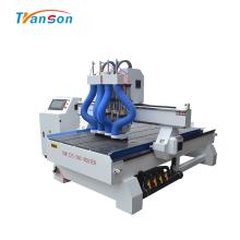 4-Spindel-CNC-Fräsmaschine für Holzmöbel