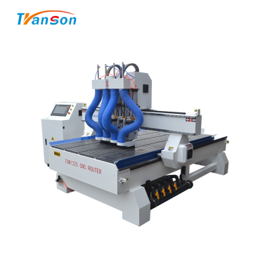 4 Spindle CNC Router Machine For Wood Furniture
