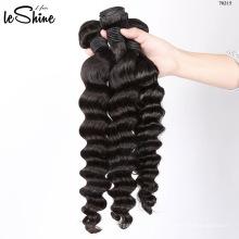 2016 Grade AAAAAAA Cheveux Vierges 100% Cheveux Humains Profondément Péruvien / Malaisien / Indien / Mongol / Brésilien